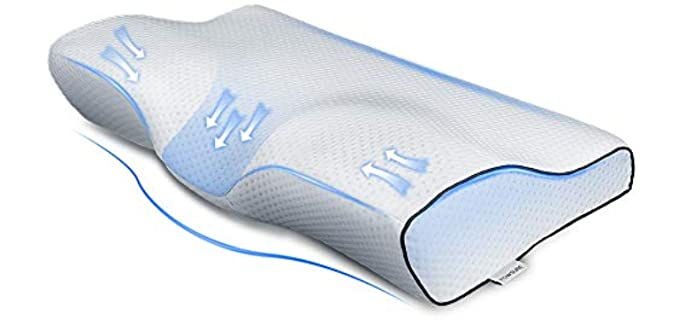 Powsure Cervical - Pillow for Migraine Relief