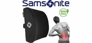 Samsonite Ergonomic - Lumbar Travel Pillow