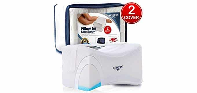 Aveston Soft - Contoured Hip Pain Pillow