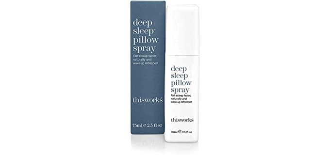 This Works Deep Sleep - Lavender Pillow Spray