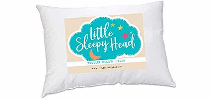 Little Sleepy Head Toddler - Toddler Baby Pillow