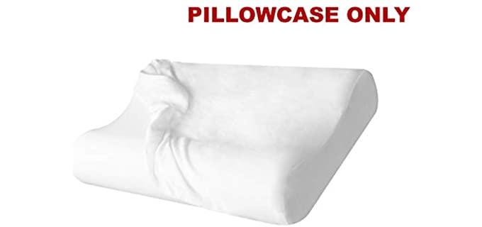 ZG Home ZGH-101 - Memory Foam Pillow's Case