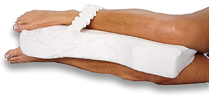 Back Support Systems Memory Foam - Full Lenght Knee Pillow