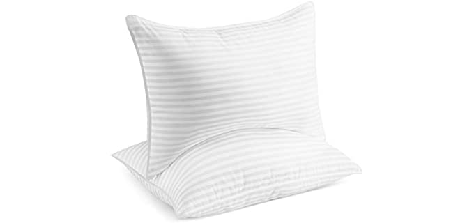 Beckham Gel - Plush Hypoallergenic Pillow