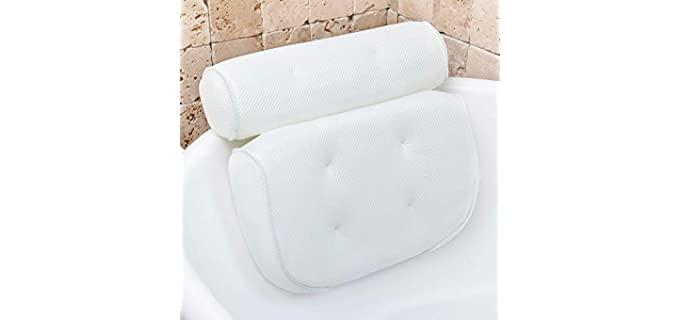 Monsuri Bubble Bath - Bath Tub Pillow