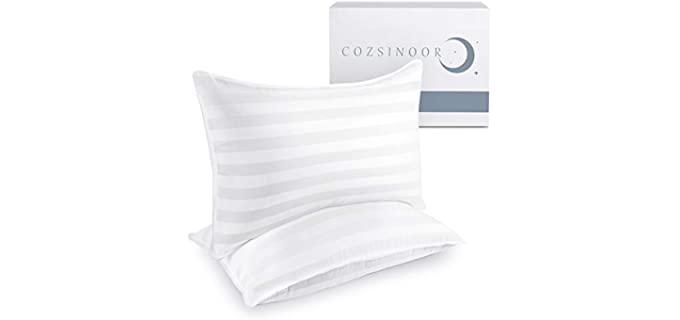 COZSINOOR Hypoallergenic Pillow - Lux Hypoallergenic Pillow