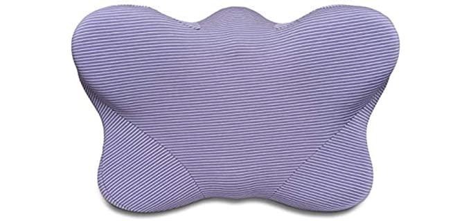 Scandvia Contoured - Breathe Easy CPAP Pillow