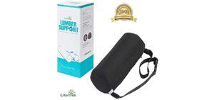 LitoTree Memory Foam - Lumbar Travel Pillow