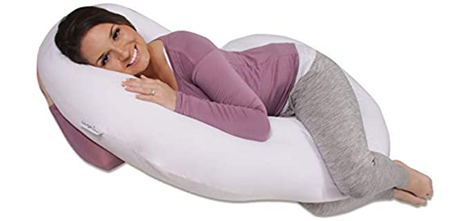 Lounge Town C-Shape - Body Pillow
