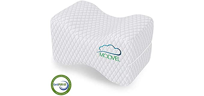 MODVEL Orthopedic - Leg Pillow for Back Pain
