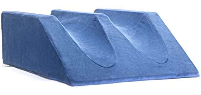 Milliard Double Foam - Leg Elevation Pillow
