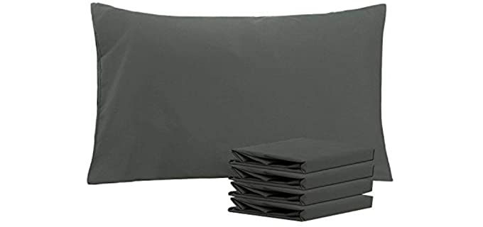 NTBAY Stain Resistant - Pillow Cases