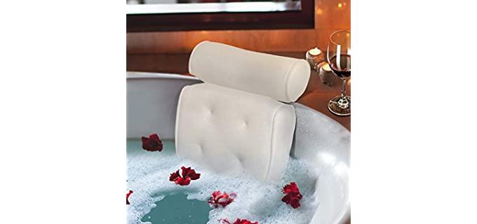 Samplife Cushion Head - Bath Pillow