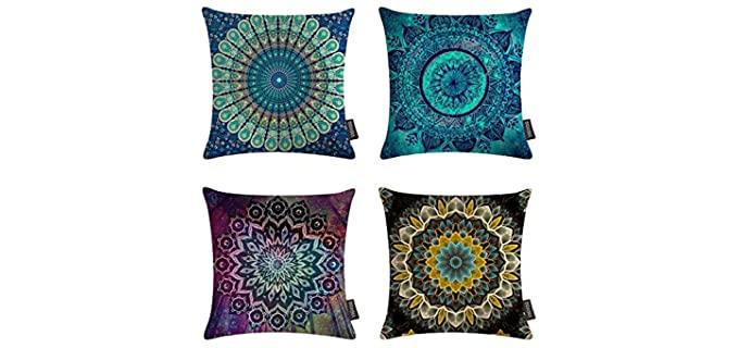 VIGVOG Boho - Ethnic Pillow Cases