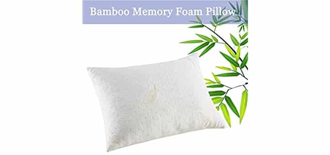 YOUMAKO Premium Quality - Bamboo Pillows