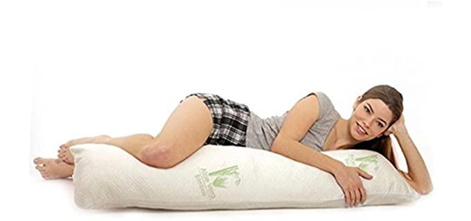 Aloe 99 Hypoallergenic - Memory Foam Pillow