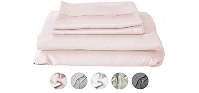 Pandatex Viscose Bamboo - Silky Soft Bamboo sheets