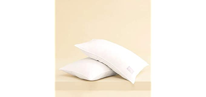 Buffy Supportive - Eucalyptus Pillow