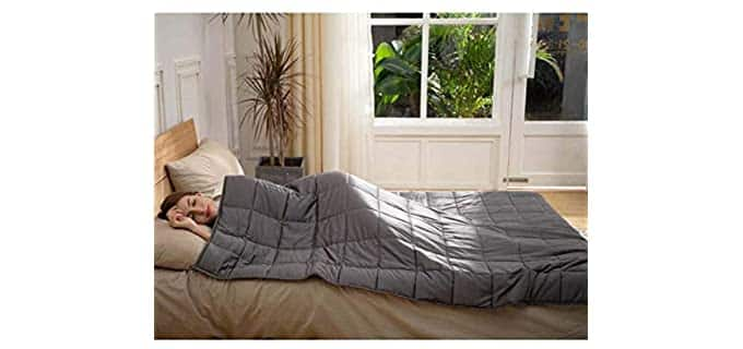 CuteKing Bamboo - Weighted Blanket