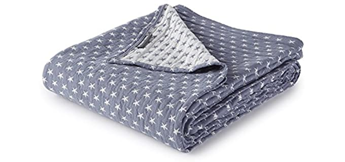 Dawson Cotton - Lightweight Summer Blankets