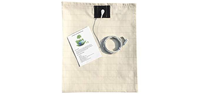 JinGreanHealthy Cotton - Earthing Sheet