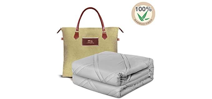 Mg Mulgore Premium - Bamboo Blankets