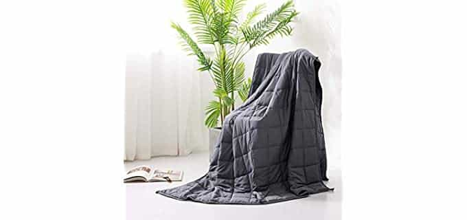Syrinx Cooling - Weighted Blankets for Summer