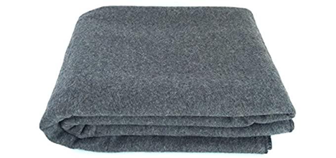 EKTOS Heavy - Warm Wool Blankets