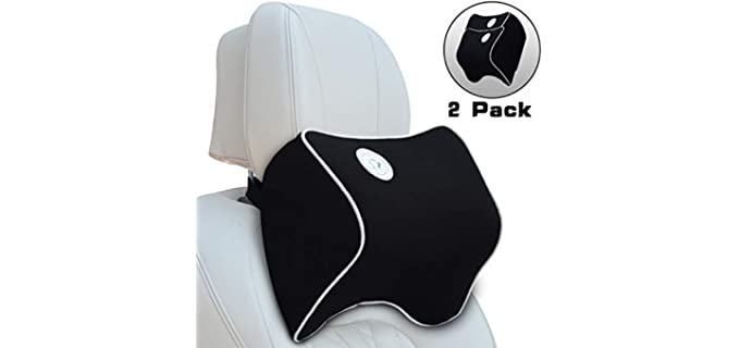 Fly Ocean Ergonomic - Best Car Neck Pillow