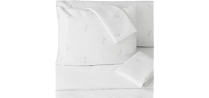 FeelAtHome Cooling - Natural Hypoallergenic Pillow Case