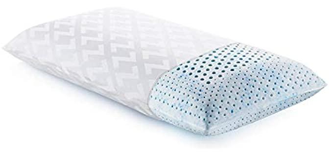 MALOUF High Loft - Firm Latex Pillow
