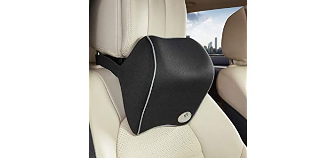 SYHsdzg Adjustable - Neck Pillow for Car
