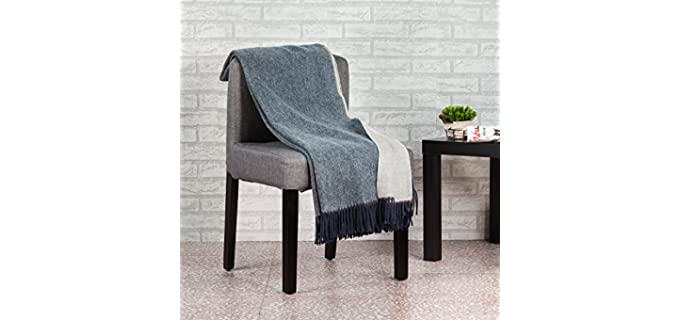 Spencer & Whitney Cashmere - Australian Wool Blanket