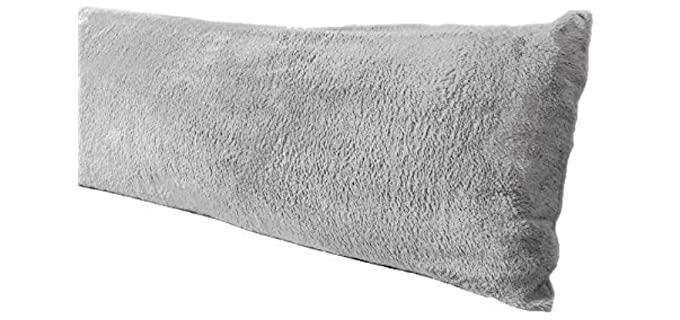 AUCOCU Extra Soft - Body Pillow Cover