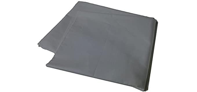 Comfort Crazy Non-Zippered - Body Pillow Cover Pillowcase