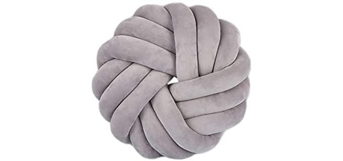 Cyprinus Sofa Lumbar - Throw Knot Pillow