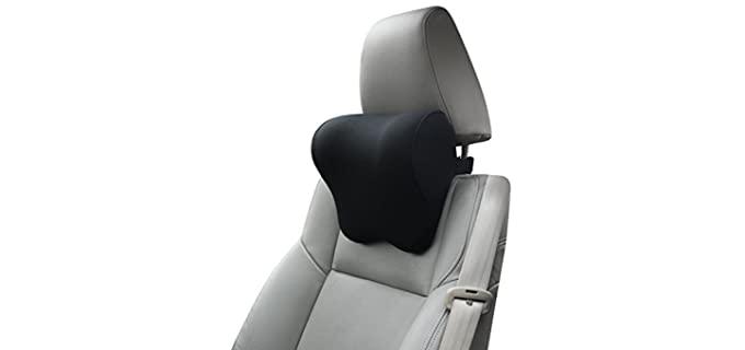Dreamer Car Memory Foam - Car Neck Pillow
