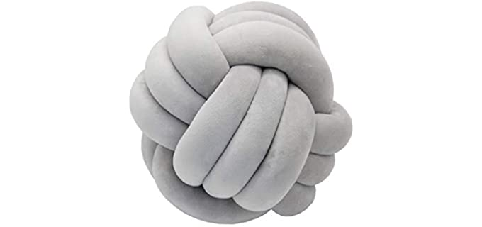 FLORAVOGUE Toy Gift - Knot Ball Pillow