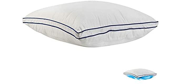 FOMI Premium Large - Water Sleeping Pillow