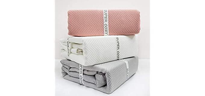 GOHD Ultra Soft - Bamboo Fiber Blanket