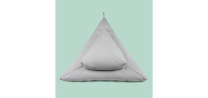 Hubert & Quinn Meditation - Buckwheat Cushion Set