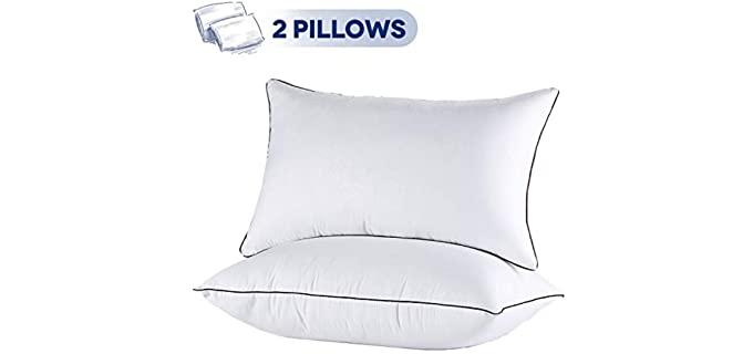 Jollyvogue Standard Size - Down Alternative Pillow