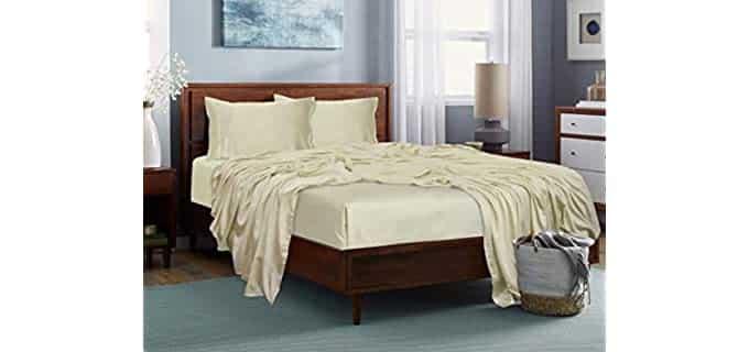 LINENWALAS Softest - 100% Eucalyptus Tencel Pillow