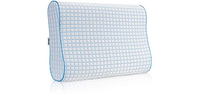 MEWE Memory Foam - Cooling Pillows