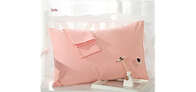 MoonRest Standard Size - Cotton French Seam Pillowcase