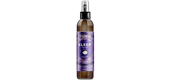 Nuvo Wellness Lavender - Rejuvenating Essential Oil Spray