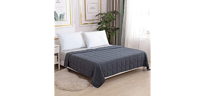 Smart Queen Cooling - Adult Weighted Blanket