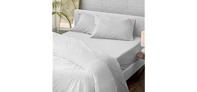Welhome Cool & Crisp - Bamboo Viscose Sheet Set