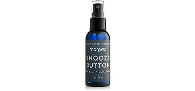 Marpac Vanilla - Sage Essential Oil Pillow Spray