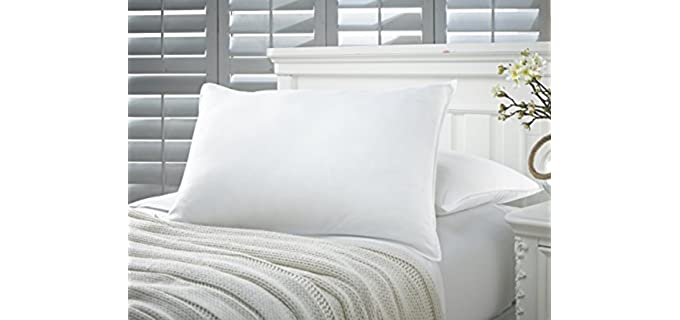 Amrapur Overseas White - Microfiber Pillows